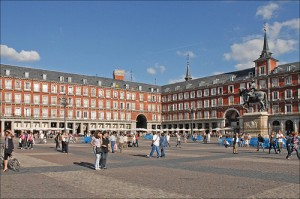 Plaza-Mayor-en-Madrid