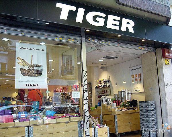 Tiger, la tienda de moda : Entretente con