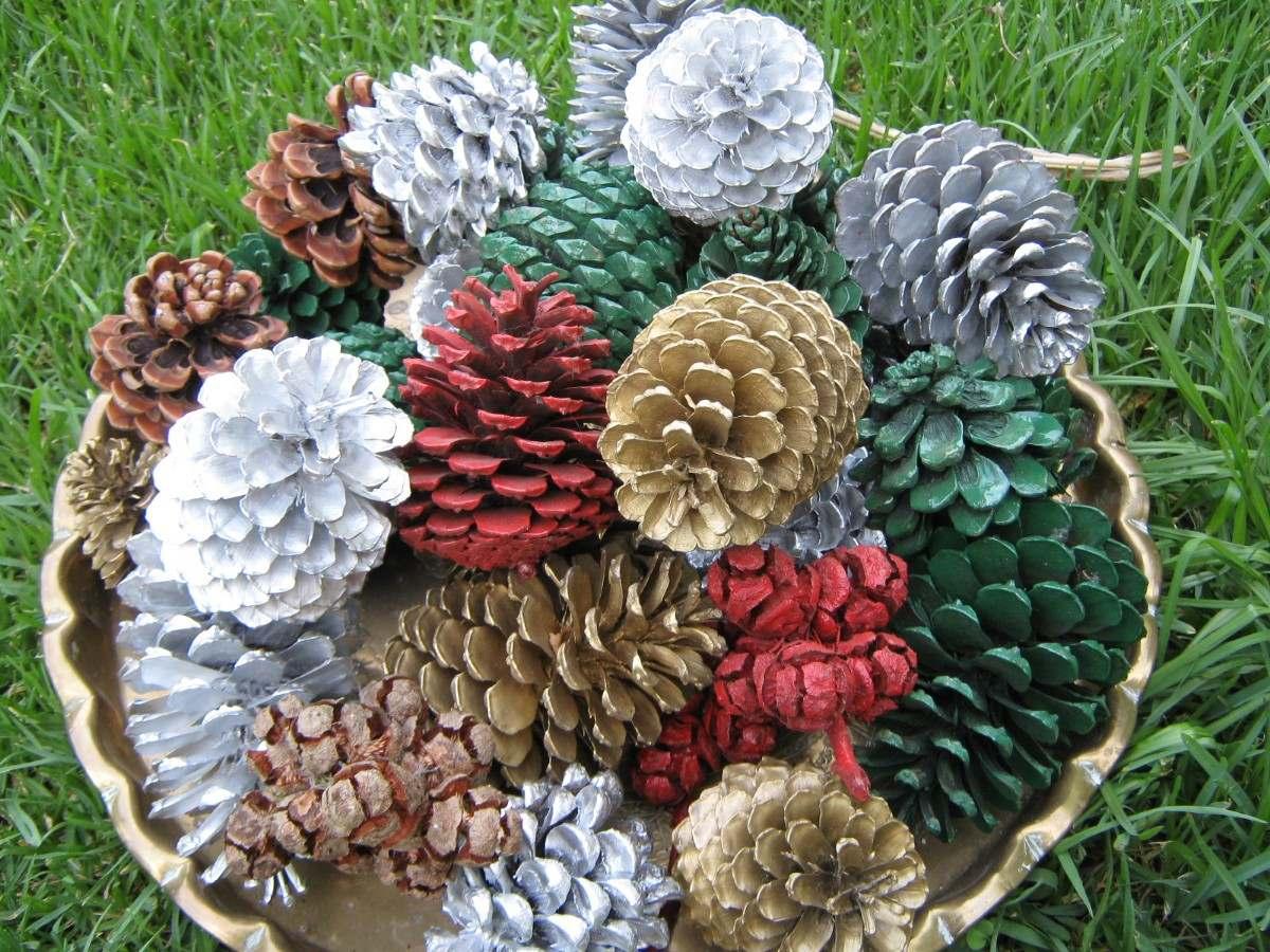 Mr wonderful es la marca perfecta para hacer un regalo - Pinas de navidad adornos ...